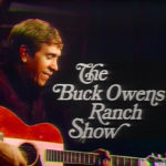 Buck Owens Ranch Show art card