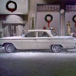 Early color Quad car commercial