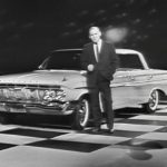 1960 era car commercial